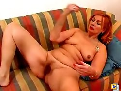 Slutty MILF seduces her son's best friend on vacation in the bungalow and he had to fuck her very hard