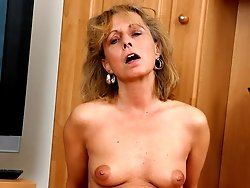 See huge throbbing cock sliding in and out Helena�s soaking wet cunt.